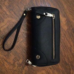 Miztique Wristlet Double Sided Wallet